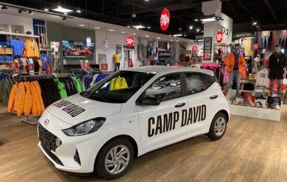 Stále ještě můžete vyhrát auto s Camp David! Čas se ale krátí
